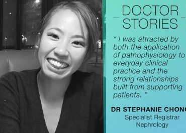Doctor Stories: Dr Stephanie Chong